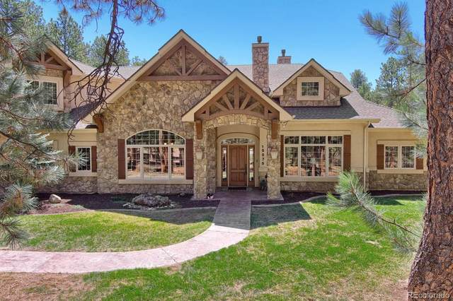 15575 Winding Trail Road, Colorado Springs, CO 80908 (#7208919) :: The Gilbert Group