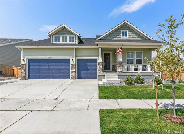 789 Willow Oak Street, Brighton, CO 80601 (#7208931) :: Re/Max Structure