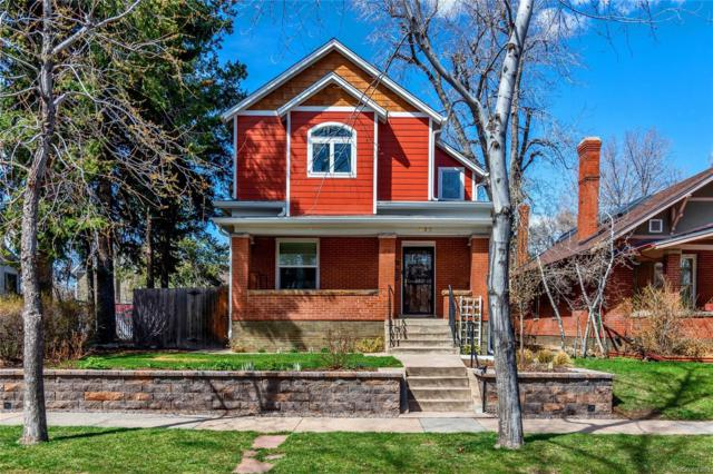 377 S Corona Street, Denver, CO 80209 (#7209532) :: Mile High Luxury Real Estate