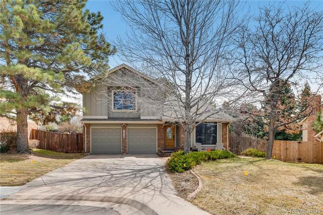 7539 S Xenia Place, Centennial, CO 80112 (MLS #7209552) :: Kittle Real Estate