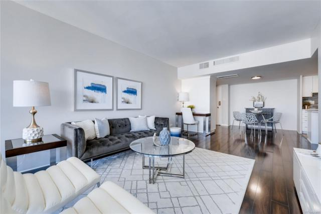 790 Washington Street #1407, Denver, CO 80203 (#7210495) :: Bring Home Denver with Keller Williams Downtown Realty LLC