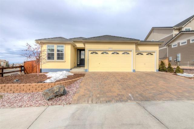 3413 Starry Night Loop, Castle Rock, CO 80109 (#7210983) :: The HomeSmiths Team - Keller Williams