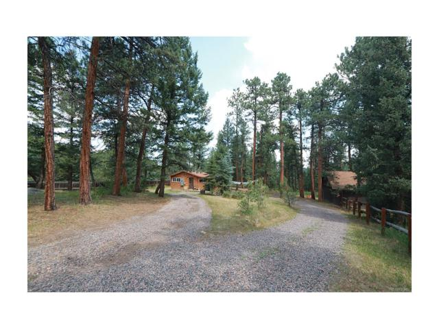 27313 Mesa Drive, Evergreen, CO 80439 (MLS #7211128) :: 8z Real Estate