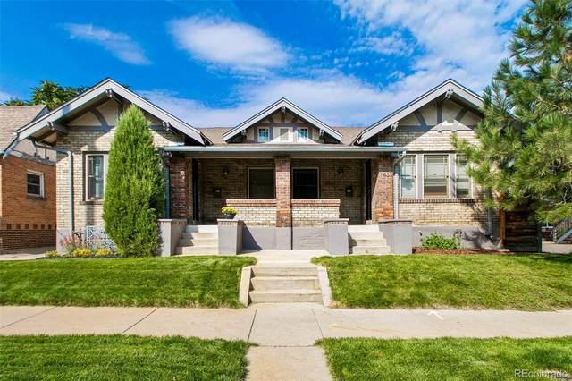 1433 Cook Street, Denver, CO 80206 (#7211194) :: Wisdom Real Estate
