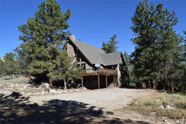 18105 Alta Vista Drive, Buena Vista, CO 81211 (#7211229) :: Relevate | Denver