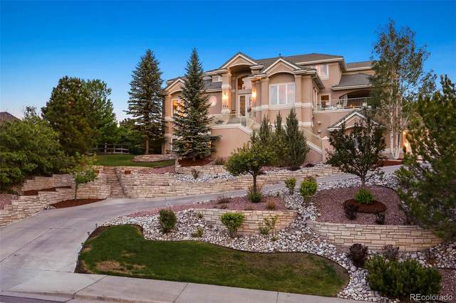 228 Emerald Drive, Castle Rock, CO 80104 (#7211302) :: Chateaux Realty Group