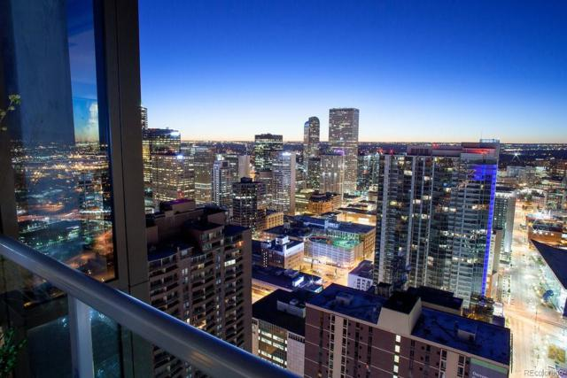 1133 14th Street #4100, Denver, CO 80202 (#7211363) :: The Healey Group