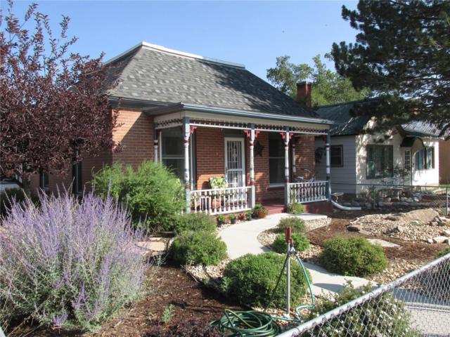 618 E Street, Salida, CO 81201 (MLS #7211487) :: 8z Real Estate