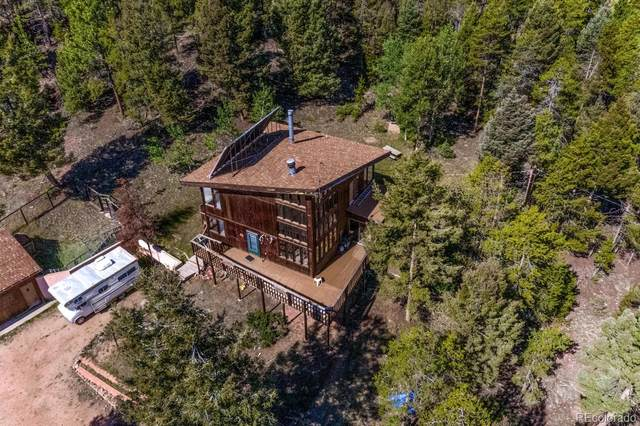 24897 Red Cloud Drive, Conifer, CO 80433 (#7211771) :: The DeGrood Team