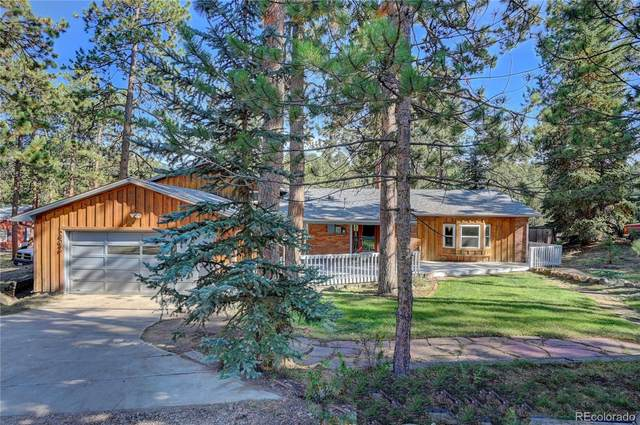 29046 Pine Road, Evergreen, CO 80439 (MLS #7212020) :: 8z Real Estate