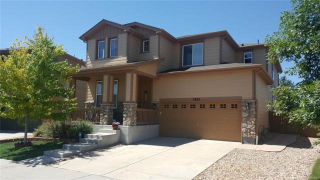 7883 S Jasper Way, Englewood, CO 80112 (MLS #7212146) :: 8z Real Estate