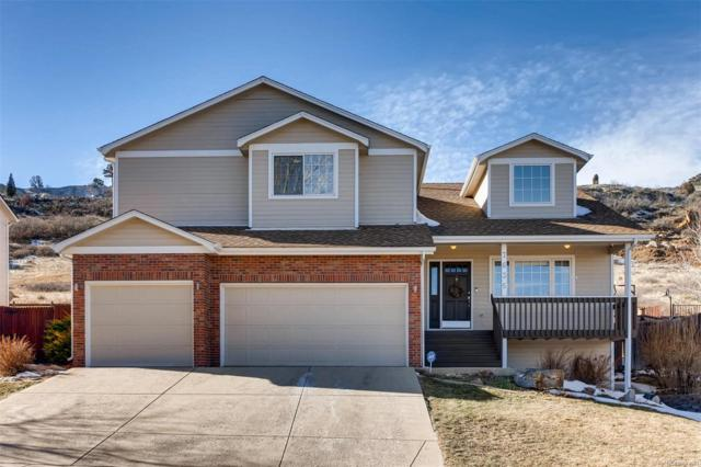 7635 Jared Way, Littleton, CO 80125 (#7212364) :: The Peak Properties Group