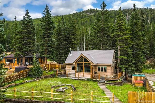 831 Brook Drive, Idaho Springs, CO 80452 (#7213274) :: Venterra Real Estate LLC