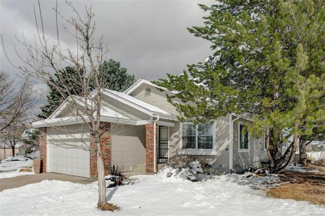 16 Canongate Lane, Highlands Ranch, CO 80130 (#7213343) :: Structure CO Group