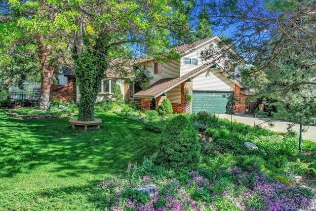7301 Petursdale Court, Boulder, CO 80301 (MLS #7213373) :: The Sam Biller Home Team