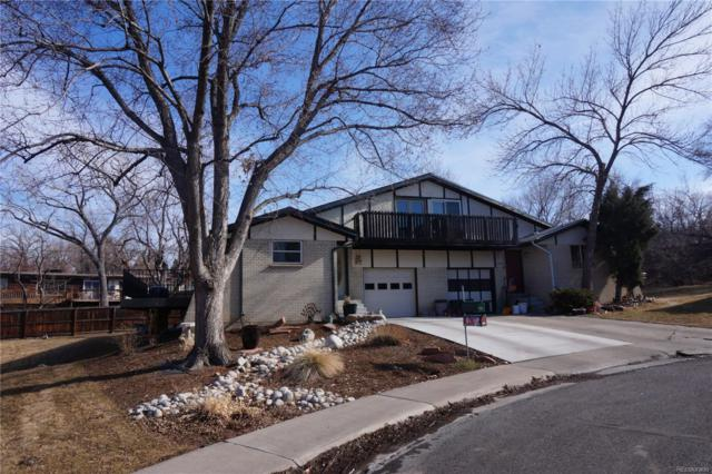 3552 Holland Court, Wheat Ridge, CO 80033 (MLS #7213434) :: 8z Real Estate