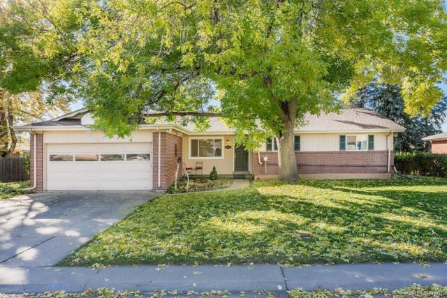 2381 S Ash Street, Denver, CO 80222 (#7213642) :: House Hunters Colorado