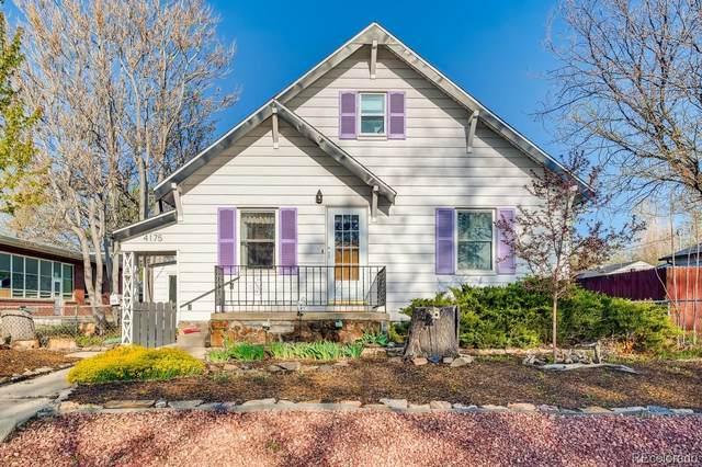 4175 Eaton Street, Denver, CO 80212 (#7213705) :: Mile High Luxury Real Estate