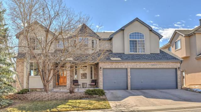 16812 W 65th Circle, Arvada, CO 80007 (#7213967) :: The Peak Properties Group