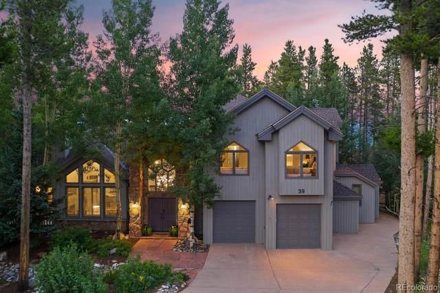 39 White Cloud Drive, Breckenridge, CO 80424 (#7214009) :: iHomes Colorado