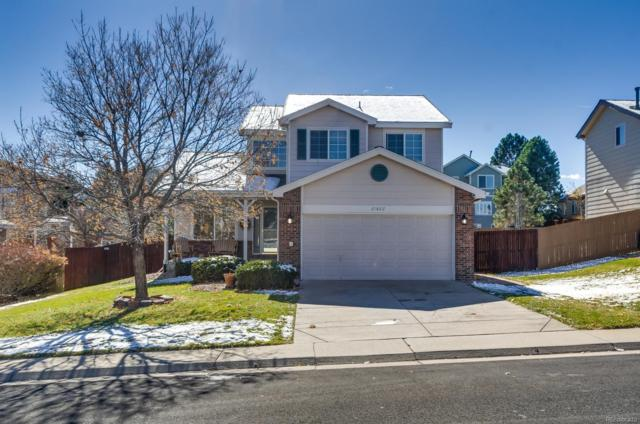 21862 Whirlaway Avenue, Parker, CO 80138 (#7214032) :: The HomeSmiths Team - Keller Williams