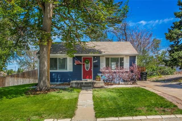 1580 S Vallejo Street, Denver, CO 80223 (#7214035) :: iHomes Colorado