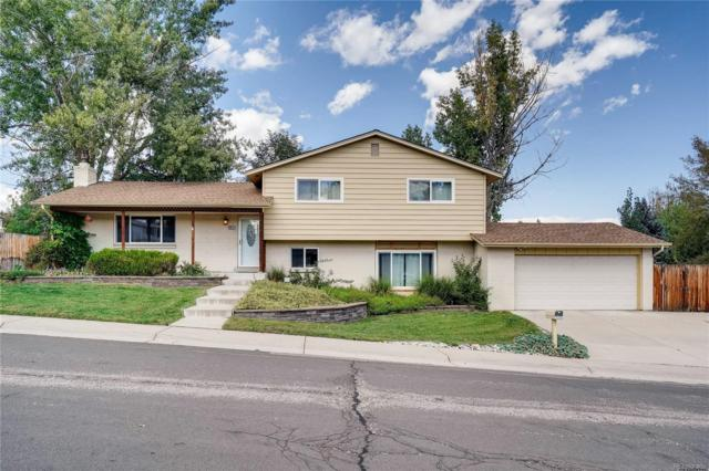 11189 W Oregon Drive, Lakewood, CO 80232 (#7214238) :: Sellstate Realty Pros