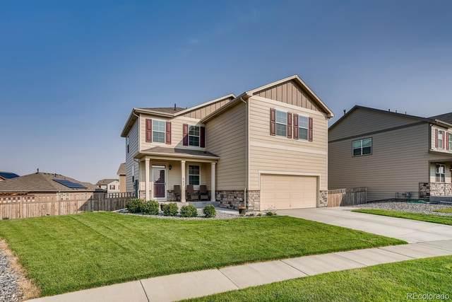 562 Gallo Street, Lochbuie, CO 80603 (MLS #7214463) :: Find Colorado