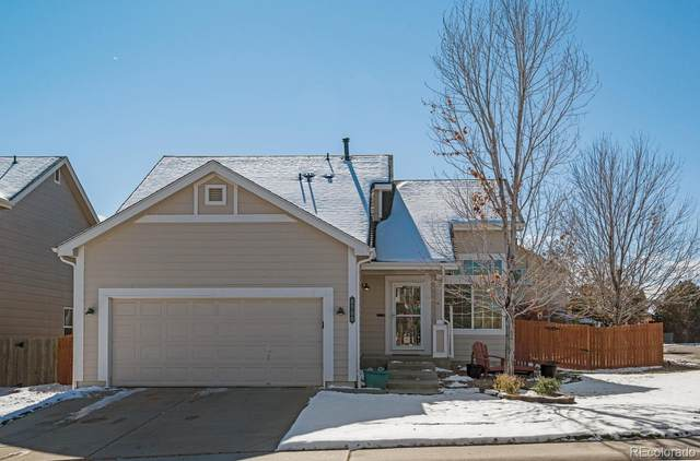 8500 Blackgum Street, Parker, CO 80134 (#7214541) :: James Crocker Team