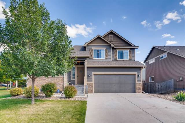 461 Territory Lane, Johnstown, CO 80534 (MLS #7214696) :: 8z Real Estate
