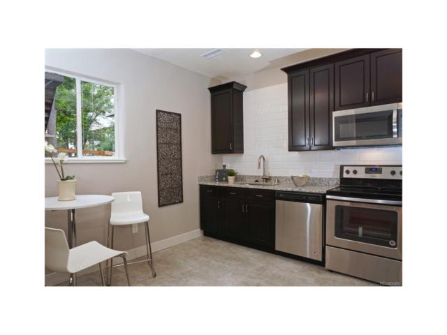 1344 N Gaylord Street, Denver, CO 80206 (MLS #7214741) :: 8z Real Estate