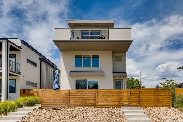 3529 Quivas Street, Denver, CO 80211 (#7214865) :: West + Main Homes