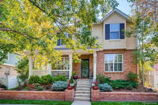 7562 E 8th Place, Denver, CO 80230 (#7215048) :: The HomeSmiths Team - Keller Williams
