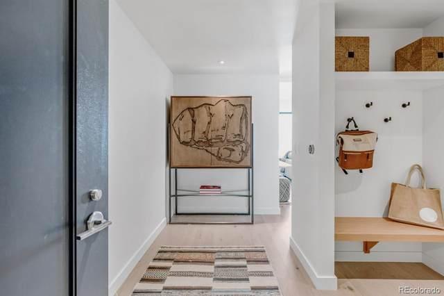 1750 Wewatta Street #1521, Denver, CO 80202 (MLS #7215277) :: 8z Real Estate