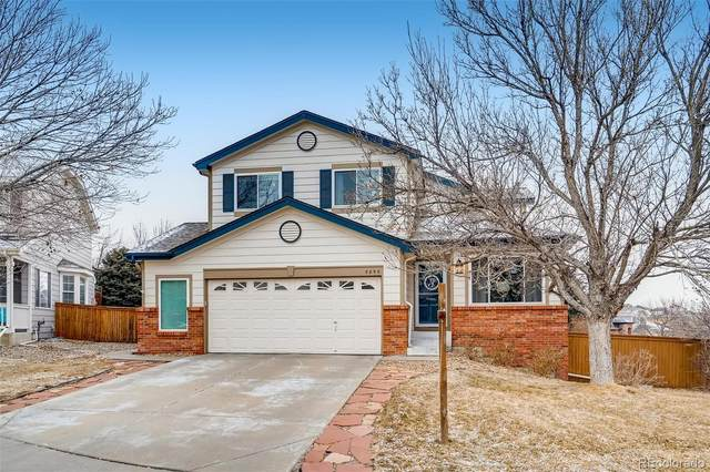 5895 Cheetah Cove, Littleton, CO 80124 (#7215309) :: The Scott Futa Home Team