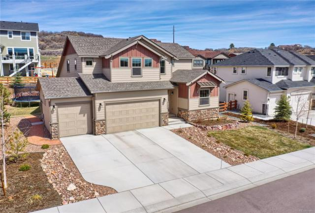 3172 Waterfront Drive, Monument, CO 80132 (#7215809) :: Keller Williams Action Realty LLC