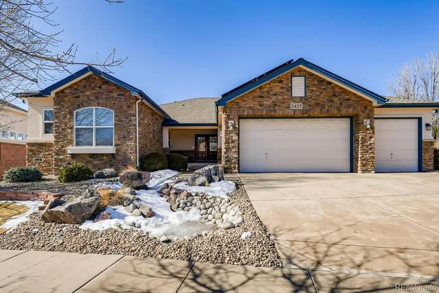 2425 S Miller Court, Lakewood, CO 80227 (MLS #7216038) :: Keller Williams Realty
