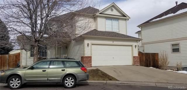8501 W Union Avenue #12, Denver, CO 80123 (MLS #7216719) :: 8z Real Estate