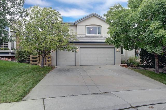 2821 Silver Place, Superior, CO 80027 (#7217310) :: The Heyl Group at Keller Williams