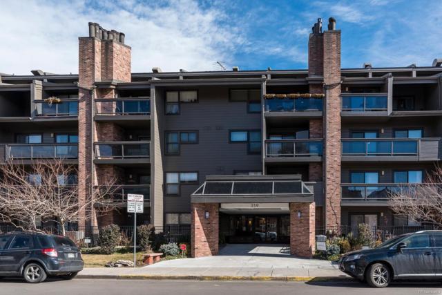 350 Detroit Street #109, Denver, CO 80206 (#7217512) :: Bring Home Denver