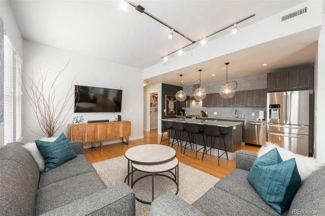 410 Acoma Street #311, Denver, CO 80204 (#7217607) :: Chateaux Realty Group