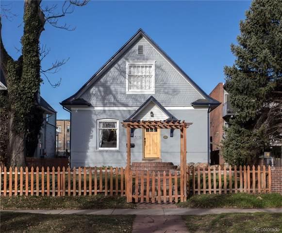 515 N Pennsylvania Street, Denver, CO 80203 (#7217905) :: The Brokerage Group