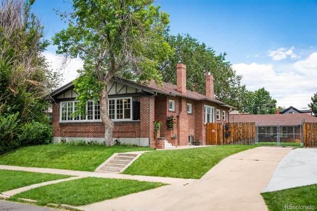2720 N Cook Street, Denver, CO 80205 (MLS #7218143) :: 8z Real Estate