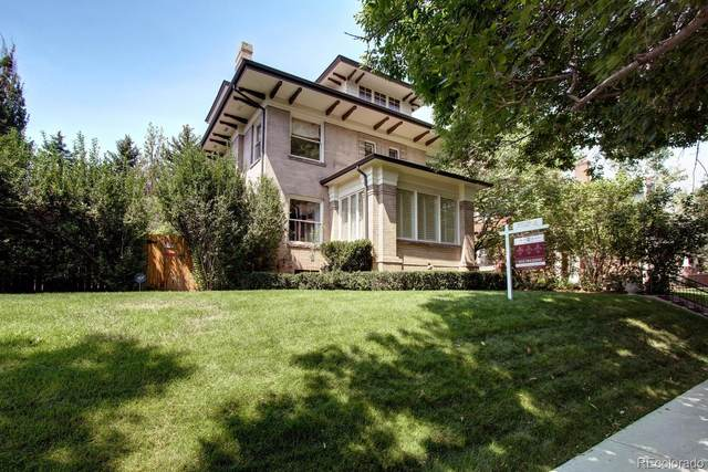 835 York Street, Denver, CO 80206 (#7218232) :: James Crocker Team
