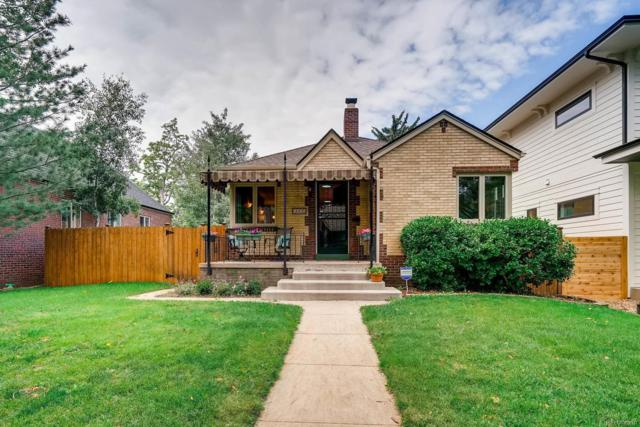 1015 S Josephine Street, Denver, CO 80209 (MLS #7218357) :: Keller Williams Realty