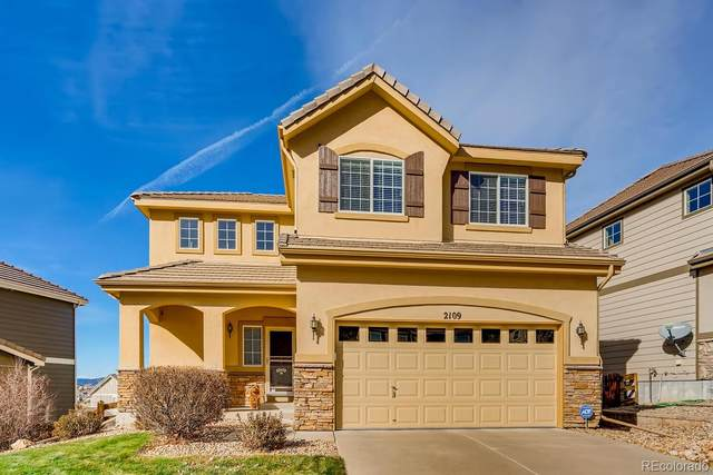 2109 Broadleaf Loop, Castle Rock, CO 80109 (MLS #7218656) :: Bliss Realty Group