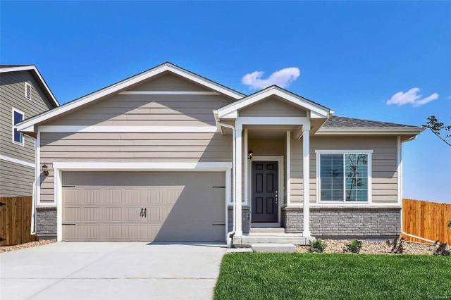 4777 E 95th Drive, Thornton, CO 80229 (#7220068) :: The Peak Properties Group