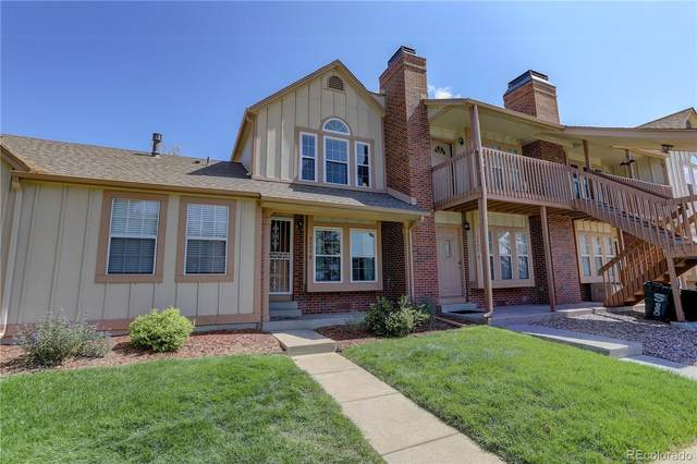 5000 S Pagosa Street B, Aurora, CO 80015 (#7220209) :: Chateaux Realty Group