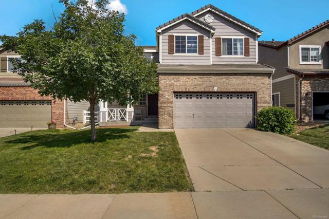 1182 S Fultondale Circle, Aurora, CO 80018 (#7220344) :: The Peak Properties Group