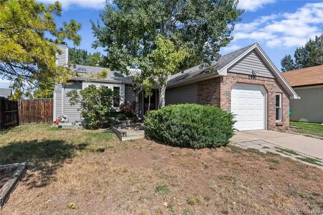 9607 W Nichols Place, Littleton, CO 80128 (#7220602) :: The HomeSmiths Team - Keller Williams